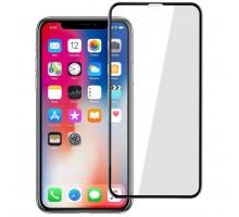 Защитное стекло 5D Hard (full glue) (тех.пак) для Apple iPhone 11 Pro Max (6.5