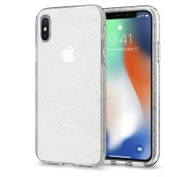 TPU чехол Clear Shining для Apple iPhone X / XS (5.8
